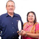 Jet Demolition directors and founders Joe and Liz Brinkmann
